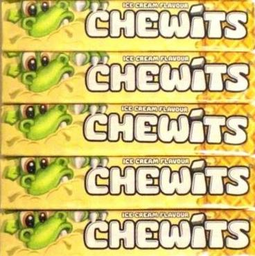 ice cream chewits