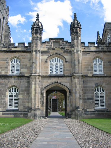 Kings College, Aberdeen