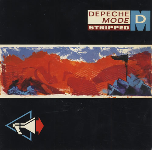 Depeche Mode - Stripped single cover